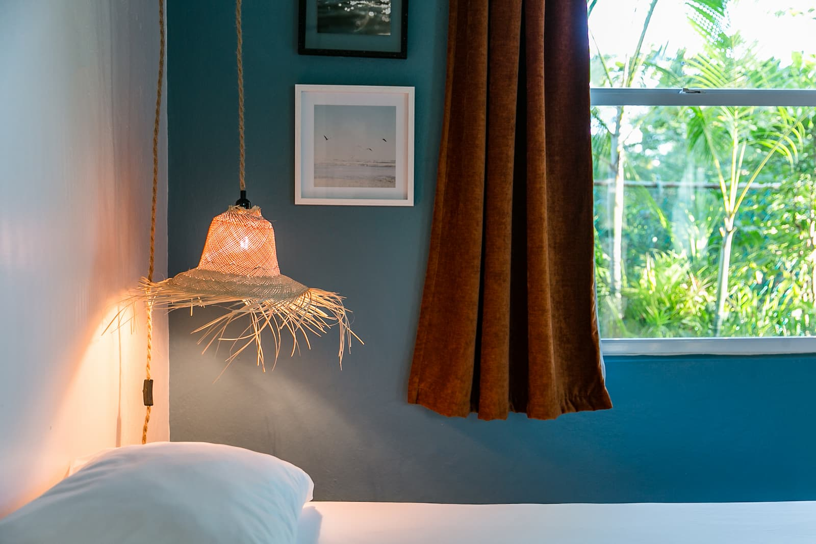 An interior view of a room at Numero Uno Beach House